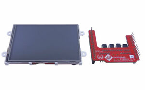 4d Systems 3 5 Inch Diablo16 Arduino Display Module Pack Ulcd 35dt ar