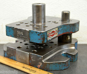 Producto Punch Press Die Shoe Tooling Pneumatic Press Die Frame Air Bench