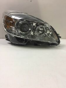 2010 Mercedes Benz W204 C250 C300 Headlight 2048209461 Hella Xenon Hid