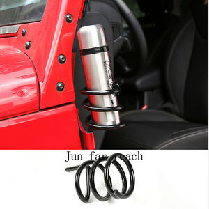 Car Stand Drinks Holder Metal Water Beverage Holder Cup Holders For Jeep Wrangle