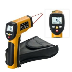 Laser Heat Temperature Gun Thermometer Best Infrared Digital Non contact Cooking