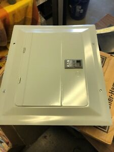 Indoor Breaker Box Type Br 125 Amp 12 space 24 circuit Main Lug Load Center New