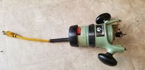 Woodworking Tool Rockwell Router 4620 W o Base Plate Includes A Bit 5hp Nice