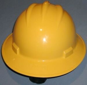 Bullard Adjustable Protective Safety Suspension Construction Hard Hat S71 New