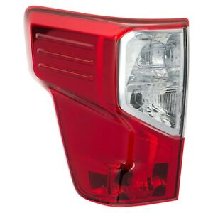 New Oem Left Lh Rear Driver Side Tail Lamp Light Assembly 2016 2017 Nissan Titan