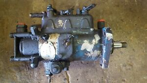 Long 610 Fuel Injection Pump