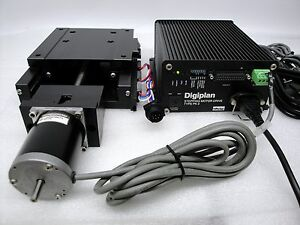 Parker Automation Linear Stage Motorized Stepper Motor Drive