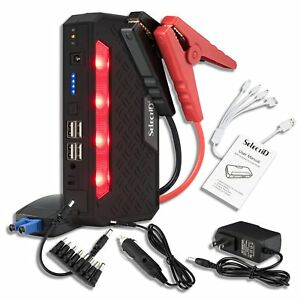 68800mah Car Jump Starter Portable Power Bank Pack Charger Booster Battery Sos