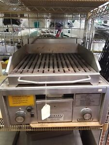 Hobart Cb31 Commercial Electric Charbroiler 17