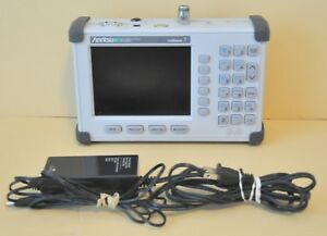 Anritsu Site Master S810d Cable Antenna Analyzer Sitemaster W Opt 11nf S810