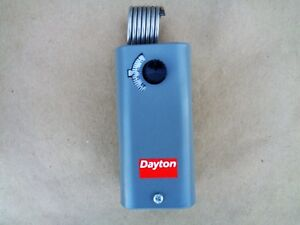 Dayton 1uhh1 Heat And Ventilation Thermostat Line Volt 30 110 Degree 147
