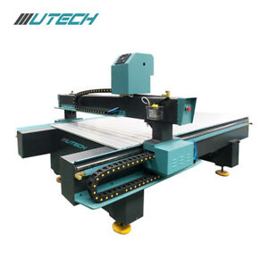 3 2kw Water Cooling Industry Cnc Woodworking Router T slot Table