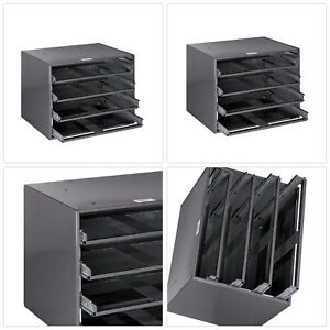 Tool Slide Rack Storage Box Container Drawer Heavy Duty Galvanized Steel Durable