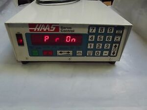 Haas Control Box Rotary Table Indexer