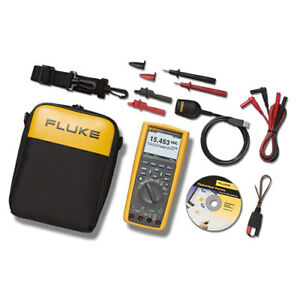 Fluke 287 fvf ir3000 True rms Logging Dmm Ir3000 Flukeview Combo Kit