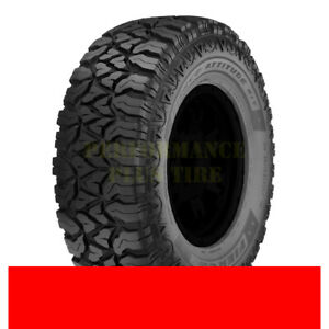 Goodyear Fierce Attitude M T Lt275 65r20 126q 10 Ply Quantity Of 4