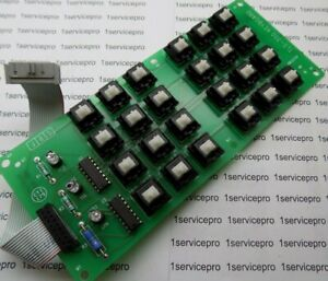 Genuine Veeder root Tls 350 Or Tls 300 Led Keyboard 329223 003 Tls 350r