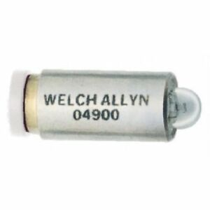 Welch Allyn Replacement Halogen Lamp 3 5 Volts 2 7 Watts great Deal