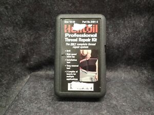 New Helicoil 10 24 Professional Thread Repair Kit Stainless Part 5401 3 Nos
