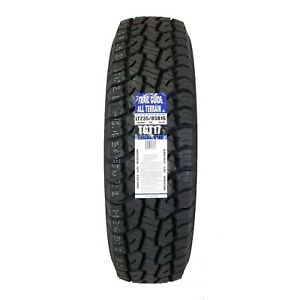 1 One New Trail Guide Lt235 85r16 All Terrain Tgt17 2358516 R16 Tire