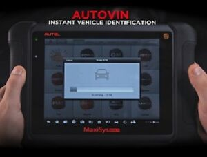 Autel Ms906ts Tpms Maxisysdiagnostic System And Scan Tool