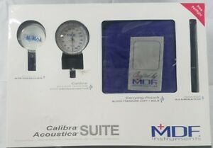 Mdf Calibra Bp Acoustica Stethoscope Kit With Penlight Mdf808mkt2
