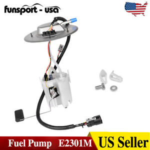 Electric Fuel Pump Assembly E2301m For 2001 2004 Ford Mustang 3 8l 3 9l 4 6l
