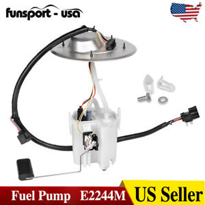 Fuel Pump Module Assembly For 1999 2000 Ford Mustang 3 8l 4 6l E2244m Sp2244m