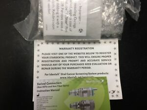 Genuine Star Dental Titan Motor Swivel Non hi flo Non f o New W Warranty
