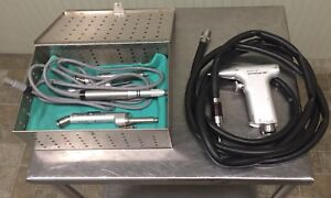 Hall Wiredriver 100 Surgical Drill With Components