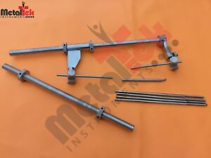 Femoral Distractor Full Set Orthopaedic Medical Surgical Instrument By Me