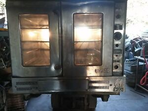 Wolf Convection Oven Natural Gas Used But Works