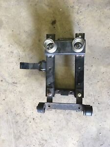 Kubota B2150 Hsd Diesel Tractor Seat Base Adjuster And Springs