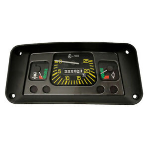 Instrument Gauge Cluster Fits Ford New Holland 3910 4110 5610s 6610s 6810s 7610s