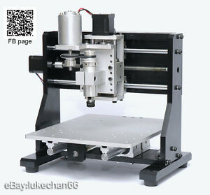 Sable 2015 Cnc Router complete Kits grbl