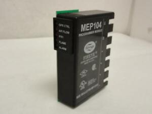172572 New no Box Fireye Mep104 Microm Non recycle Programmer Module