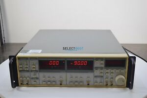Stanford Research Sr830 Dsp Lock In Amplifier