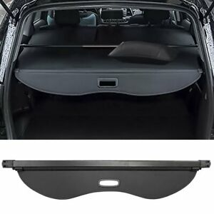 For 13 18 Ford Escape Cargo Cover Oe Style Retractable Trunk Luggage Shade Black