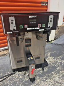 Bunn 34600 0000 Brewwise Dual Thermofresh Dbc Commercial Coffee Brewer
