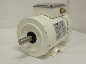 160164 Old stock Reliance P14x4500s Ac Motor 1hp 208 230 460v 1725rpm 3ph