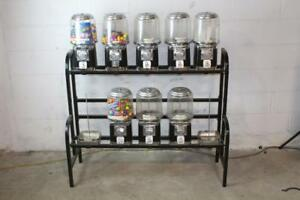 8 Rhino Candy Vending Machines