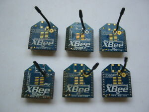 Lot Of 6 X Digi Xbee Series 2 S2 Zigbee Compatible