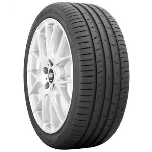 Toyo Proxes Sport P235 45zr17xl 97y quantity Of 4