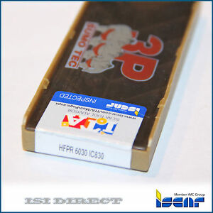 Hfpr 6030 Ic830 Iscar 10 Inserts Factory Pack