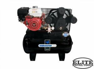 New Industrial Air 30 Gallon Air Compressor Iha9093080es