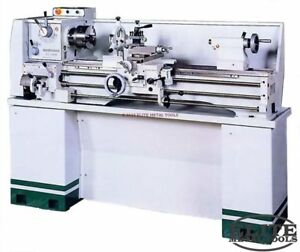 New Birmingham 13 Swing All Gear Head bench Lathe With Floor Stand Ycl