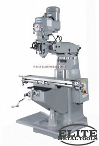 New Acra Variable Speed Vertical Mill Lctm2