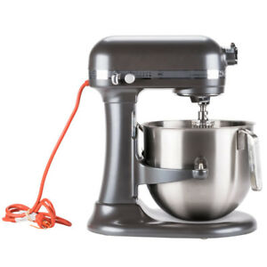 Kitchenaid 8 Quart Commercial Mixer Ksm8990dp