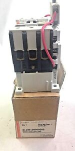Sprecher schuh Ca3 72 n 11 Contactor With Ca3 p Auxiliary Contact Block