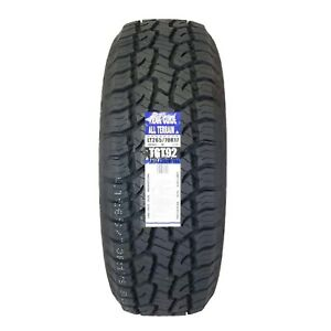 2 Two New Trail Guide Lt265 70r17 All Terrain 121s Tgt92 2657017 R17 Tire